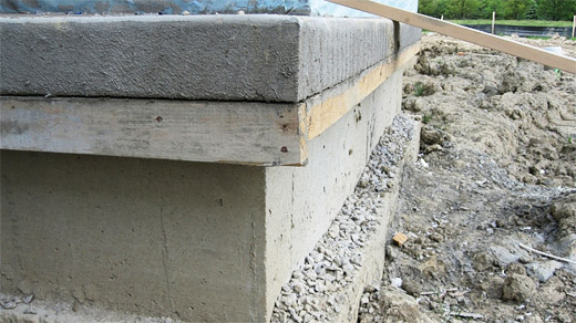 South Jersey Concrete Foundation Repair